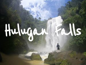 Hulugan Falls, Laguna