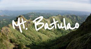 Mt. Batulao, Nasugbu, Batangas