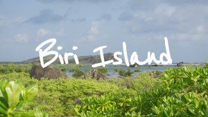 Biri Island - Biri Rock Formations