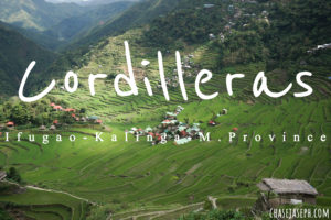 Cordilleras: Ifugao, Kalinga & Mountain Province (Travel Guide)