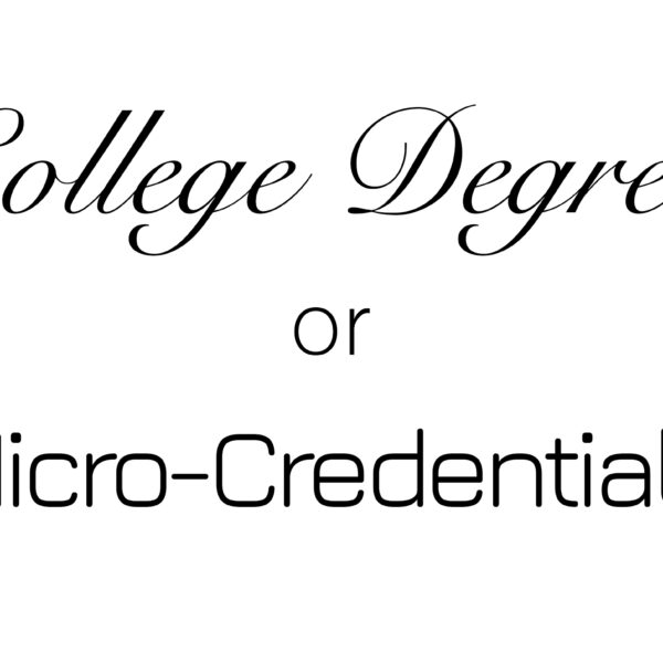 Why It's Okay If You Can't Have A College Degree